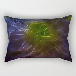 Fractalius xanth Rectangular Pillow
