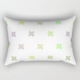 cross (9) Rectangular Pillow