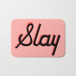 SLAY Bath Mat
