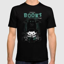 Forbidden books can be fun! T-shirt