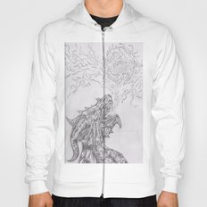 dragon fire artist Hoody