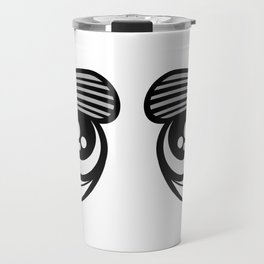 Eyes of a crook! Travel Mug