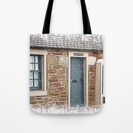 Barometer Cottage Tote Bag