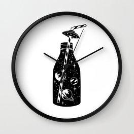 cosmic soda Wall Clock