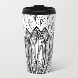 The Immortal Lotus Travel Mug
