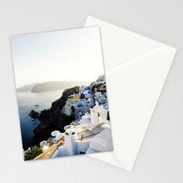 Santorini - Oia Stationery Cards
