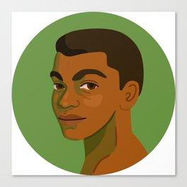 Queer Portrait - Alvin Ailey Canvas Print
