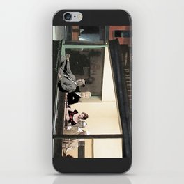 mad men characters are Hopper's Nighthawks iPhone Skin