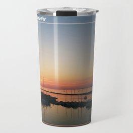 Chase Sunsets Travel Mug