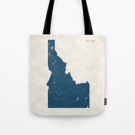 Idaho Parks - v2 Tote Bag