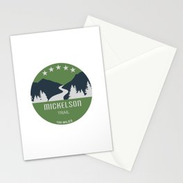 Mickelson Trail Stationery Cards