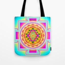 Shri Chakra Tote Bag