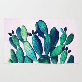 Cactus Three Ways #society6 #decor #buyart Rug