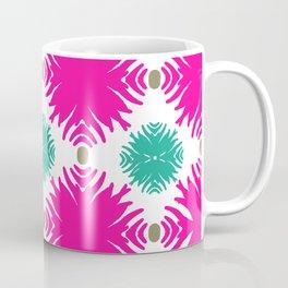 Island Tropical Garden pattern 2 Coffee Mug