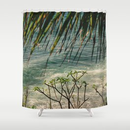 Bali Ocean Shower Curtain