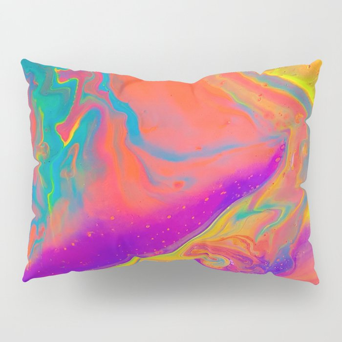 Psychedelic dream Pillow Sham