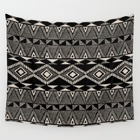 navajo Wall Tapestries featuring Navajo by Stephanie Le Cocq