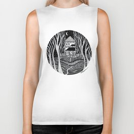 ONE FALL NIGHT Biker Tank
