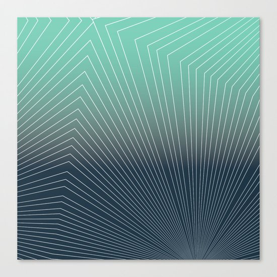 Projection Geox Canvas Print