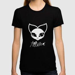 ALLKATZE * Space Cat - Weltraum-Katze - Chat d'Espace T-shirt