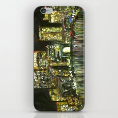 Boston Harbor iPhone & iPod Skin