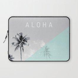Island vibes retro - Aloha Laptop Sleeve