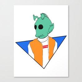 Yung Greedo Canvas Print