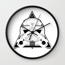 501st legion Wall Clock
