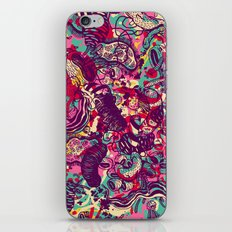 Species iPhone & iPod Skin