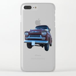 Pickup Clear iPhone Case