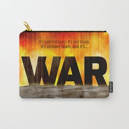 It's War Carry-All Pouch