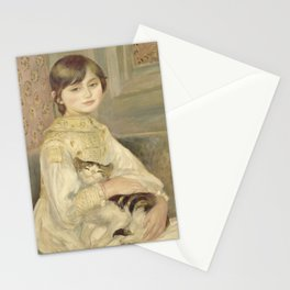 "Auguste Renoir ""Julie Manet"" Stationery Cards"