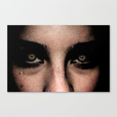 In Your Eyes Canvas Print