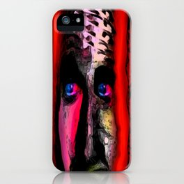 Introverted Aware  iPhone Case