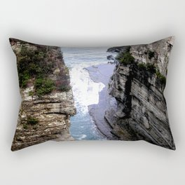 Devil's Kitchen Rectangular Pillow