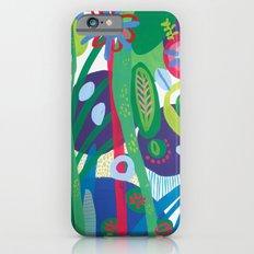 Secret garden I  Slim Case iPhone 6s