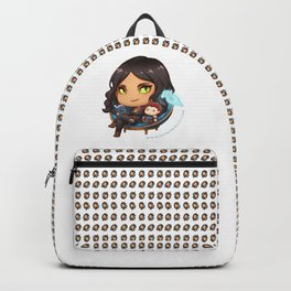 Sunaya Reading Chibi Backpack