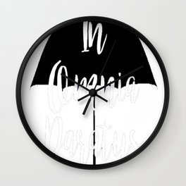 Gilmore Girls – In Omnia Paratus, Life and Death Brigade Wall Clock