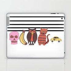 The Unusual Suspects Laptop & iPad Skin