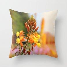 Flower series 03 Throw Pillow