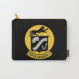 Fighter Squadron Twenty One VF-21 Freelancers Carry-All Pouch