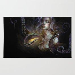 Unfortunate souls - Ursula octopus Rug