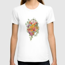FLORAL // LIFE OF FLOWERS T-shirt