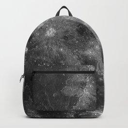 Black & White Moon Backpack