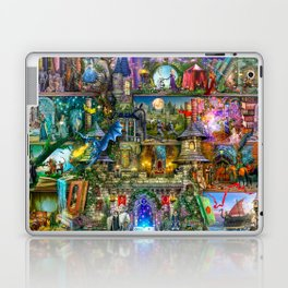 Once Upon a Fairytale Laptop & iPad Skin