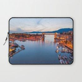 Vancouver Sunset Laptop Sleeve