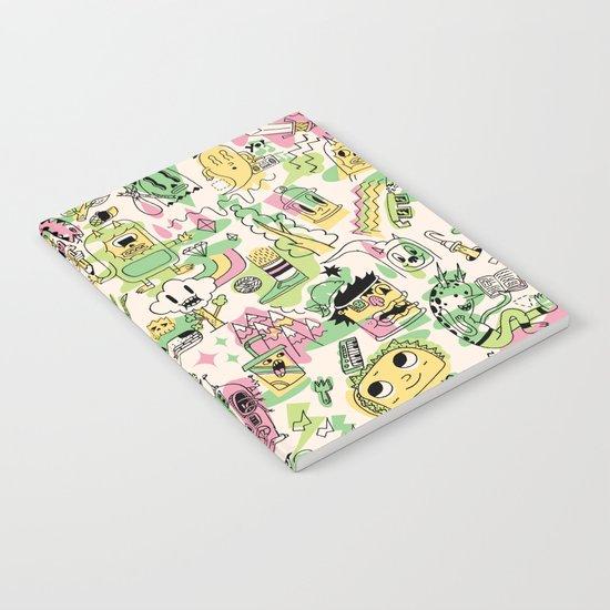 Memory Junk Notebook