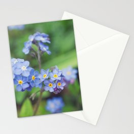 Forget-Me-Nots 2 Stationery Cards