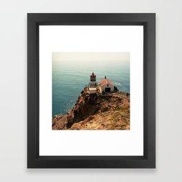 pt. reyes Framed Art Print