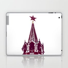 Kremlin Chimes-red Laptop & iPad Skin